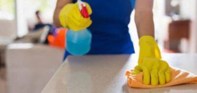 طريقة تنظيف الجدران بعشر دقائق بمكونات بسيطة وبدون مجهود