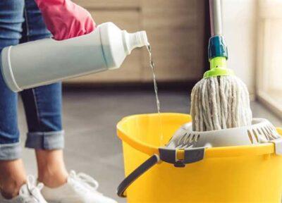 جدول سهل لتنظيف البيت بعشر دقائق وبدون تعب اطلاقا
