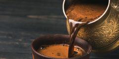 8 طرق عمل القهوة العربية الأصلية بالمنزل : مدة طبخ القهوة العربية